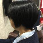 ショートで矯正しても自然な仕上がり!ACCと酸性矯正で最高な髪に!