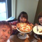 今まで食べたピッツァで1番美味い!!