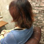 ブリーチを繰り返していた髪に矯正をやってみた!