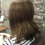 髪が綺麗に見えるトリートメントカラー