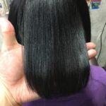 【最難関の技術】ショートヘアーの縮毛矯正