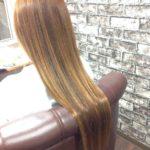 ブリーチ暦のある髪の毛でも綺麗になる縮毛矯正